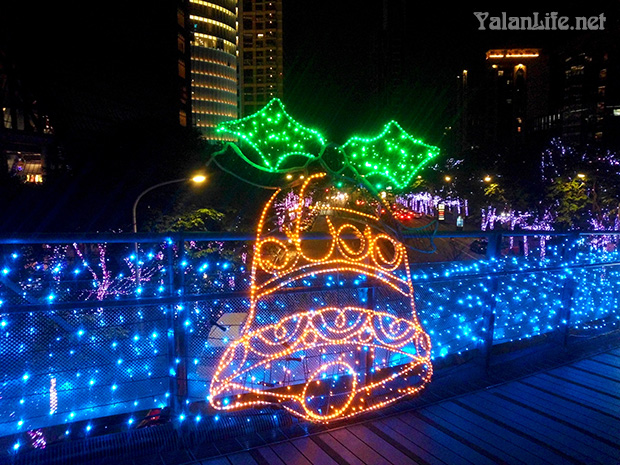 Christmasland Taipei Life Nightview Romanticism Yalan雅岚文艺博客